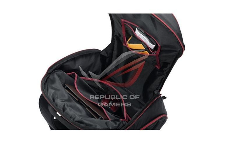 Sac à dos ROG Shuttle 2 Backpack 17
