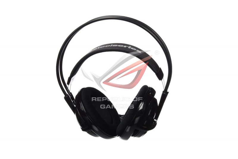 Casque Gaming Steel Series Siberia V1 noir