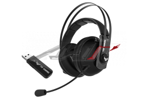 Casque TUF H7 Wireless Gun Metal