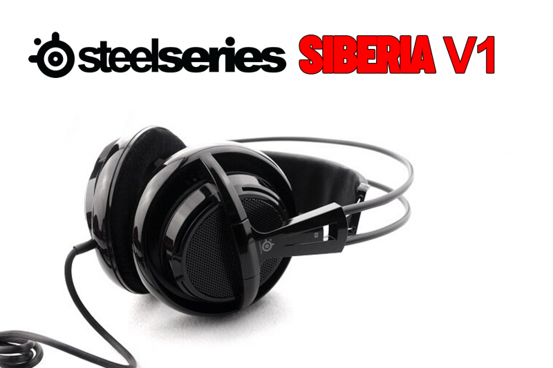 casque gaming SteelSeries Siberia V1