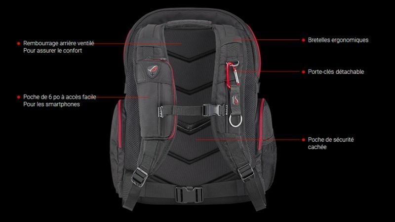Backpack Asus ROG Xranger