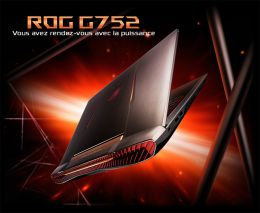 le meilleur PC portable gamer du moment... Le ROG G752VS !